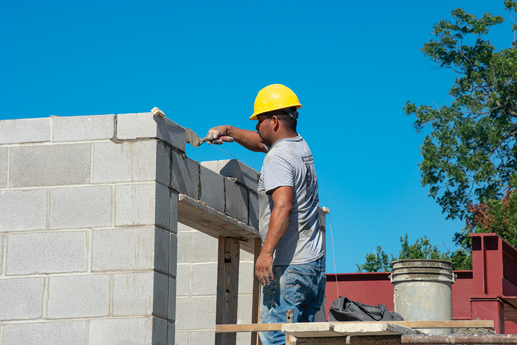 Construction Tax Rate Changes With New Law