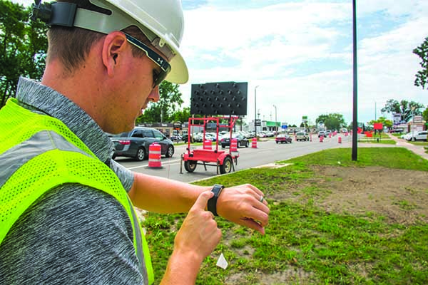 High Tech Construction: Monitor Health, Safety, and Jobsite Data