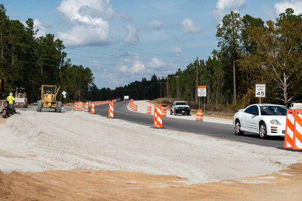 Mobile technology aims for safer highway work zones