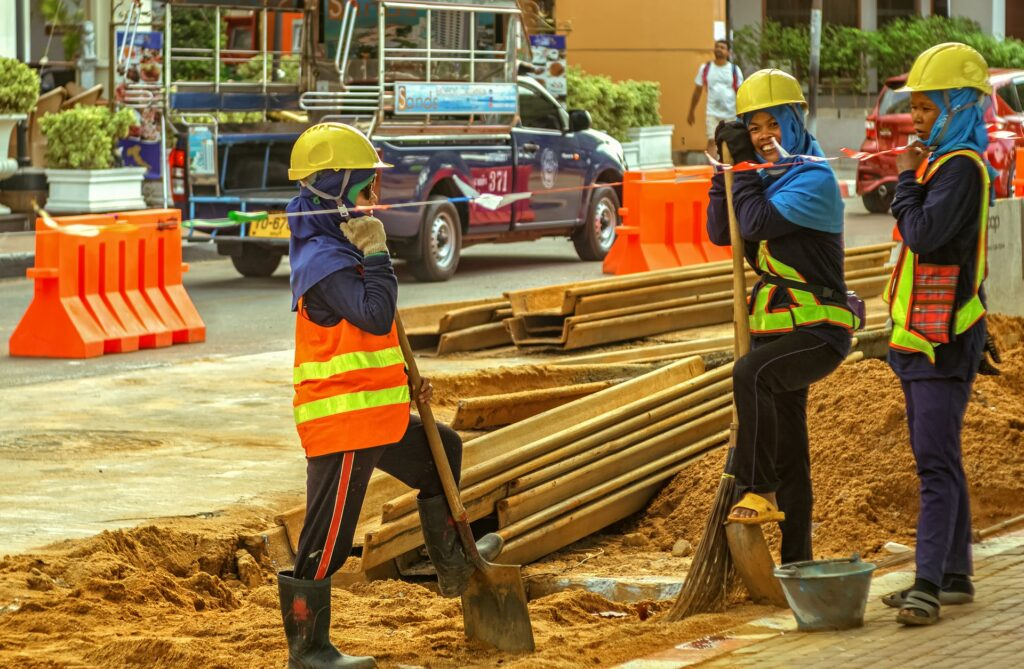 Women in Construction: The Solution to the Labor Shortage