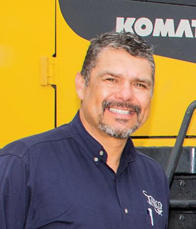 Joe Regalado, Owner/Chief Executive Officer, Madden Materials
