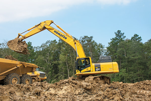 """Getting To Grade Faster: Excavator grading techniques…""""It's like a knife through butter"""""""