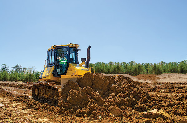 New Proactive Dozing Control System Mirrors Expert Operator for Precise Grading