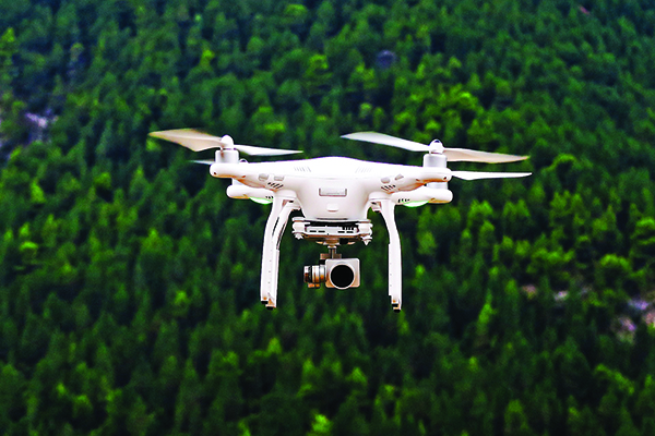 The Positive Benefits of Company Drones are Overwhelming