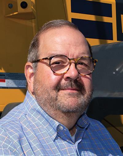 Steve Day on Komtrax