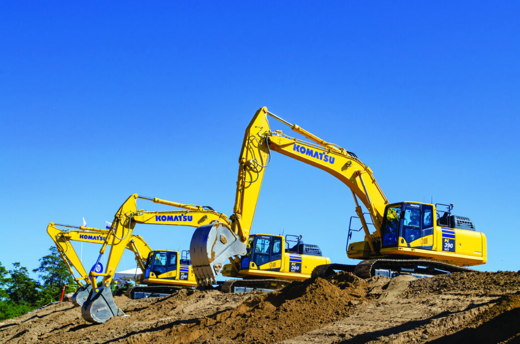 KOMTRAX | Protect Your Heavy Equipment and Reduce Operating Costs