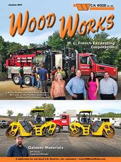 Construction Marketing for CN Wood Construction Distributor