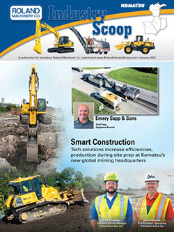 Content Marketing for Roland Construction Distributor