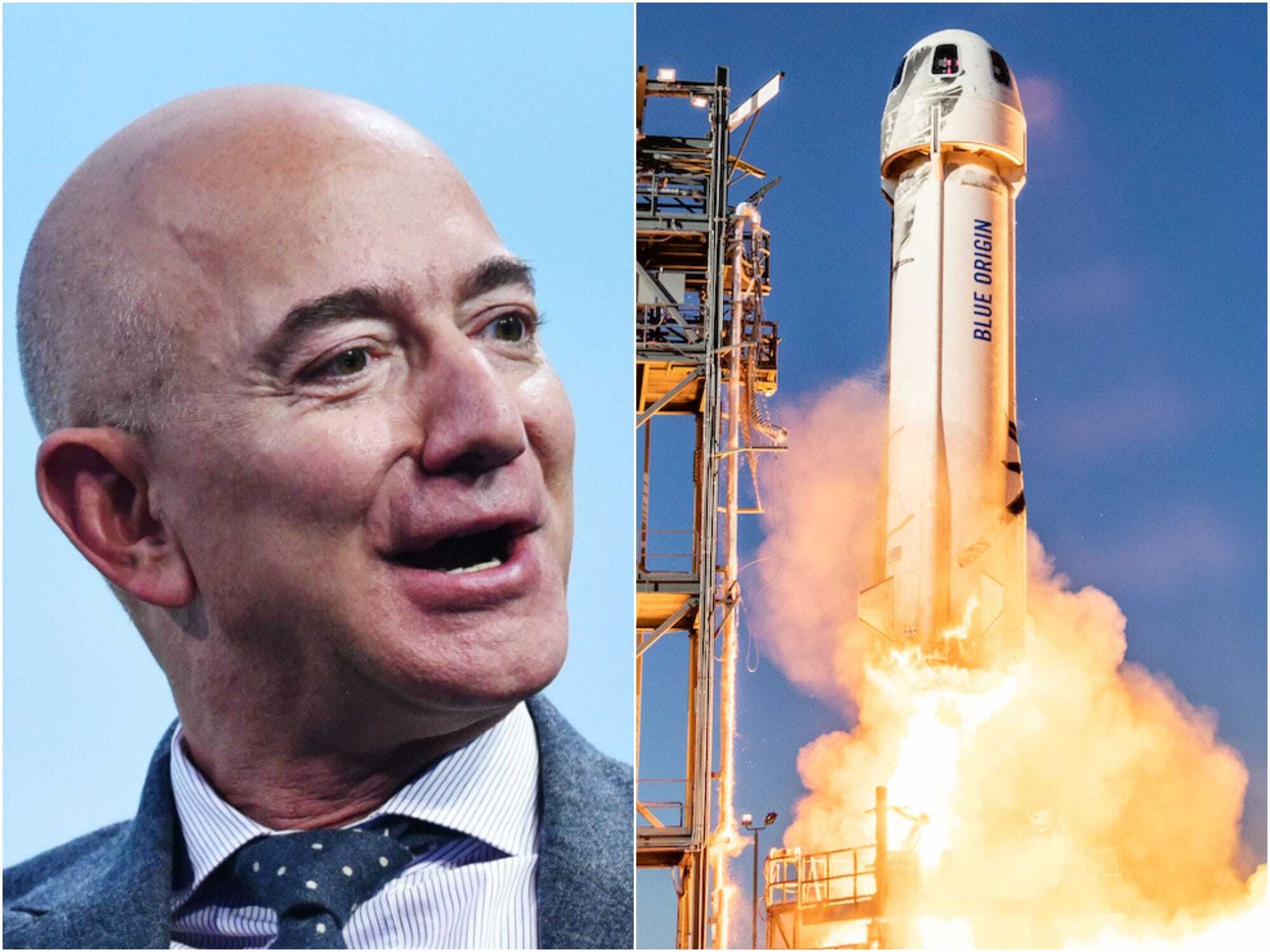 41,000 Sign Petitions To Stop Jeff Bezos From Returning to Earth