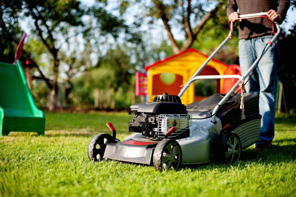 Electric Trimmers and Electric Mowers: Electrifying Gas-Powered Tools
