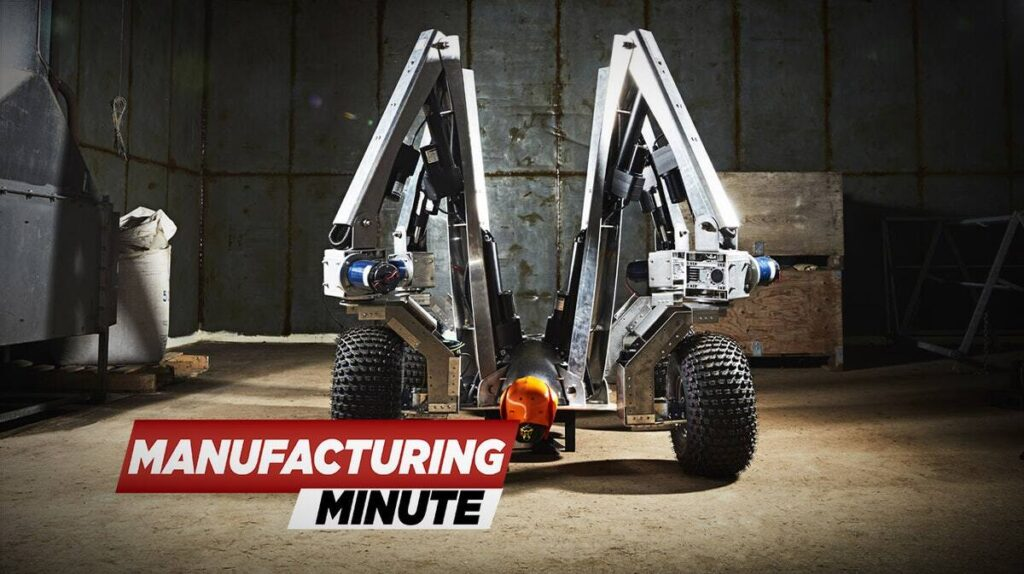 Weed-Killing Robots: A Crazy Development in the Weed-Killing Business