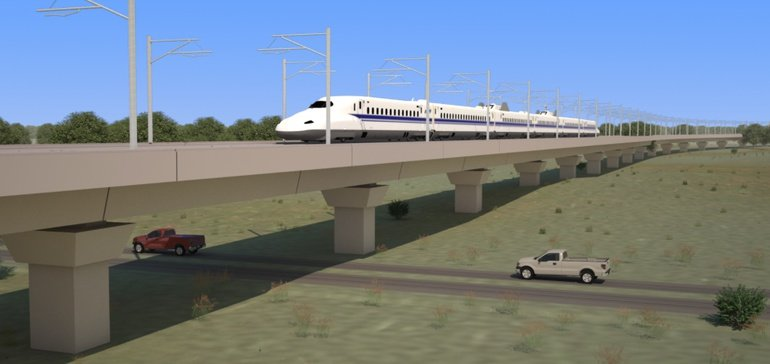 Read more about the article Texas High Speed Rail Contracts Signed for 17 Billion