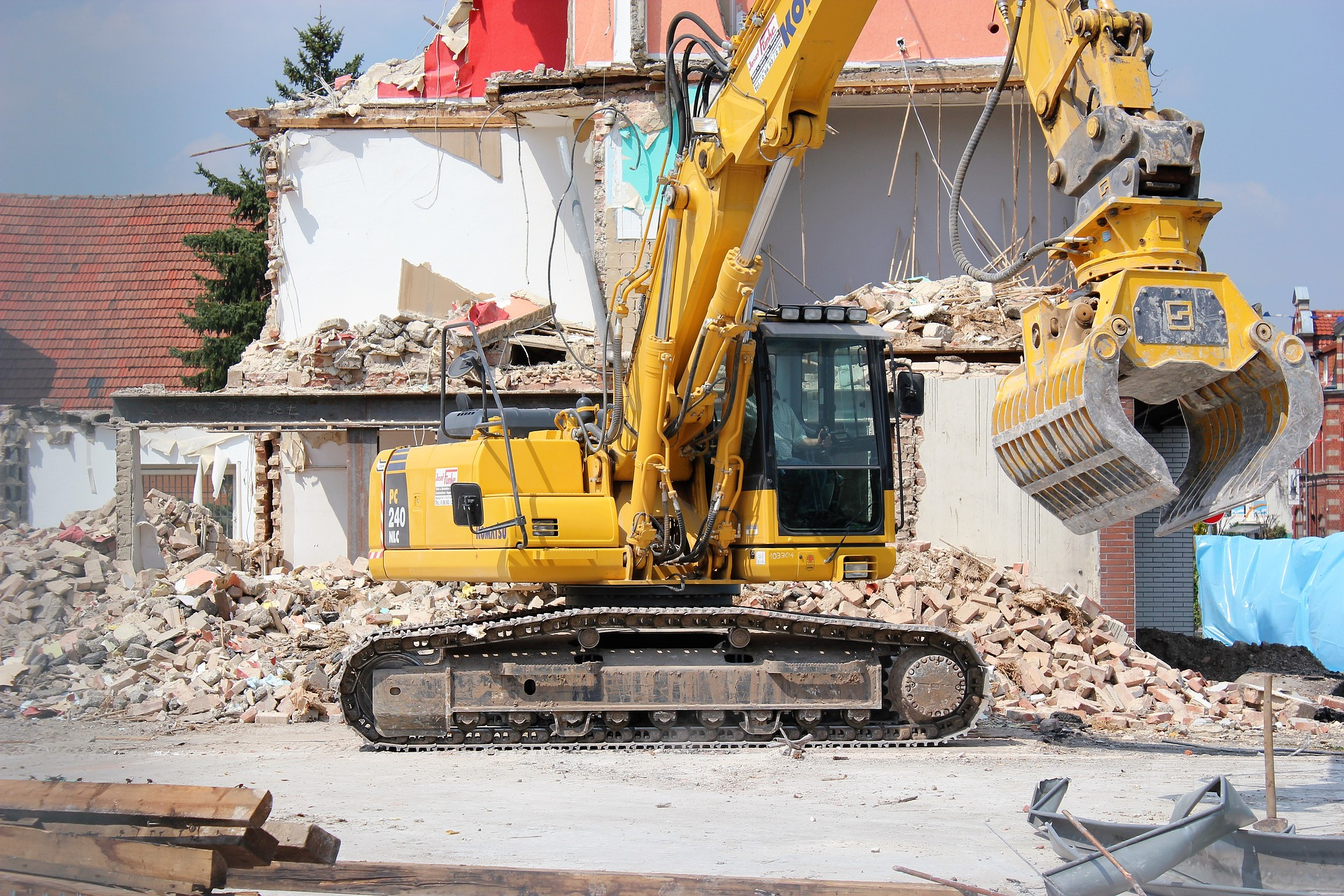 Read more about the article OSHA, National Demolition Association enter alliance to protect contractors