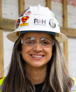 Project manager's professional advice to young women in construction: 'Just do it'